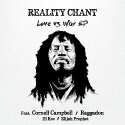 Reality Chant - Love VS War EP