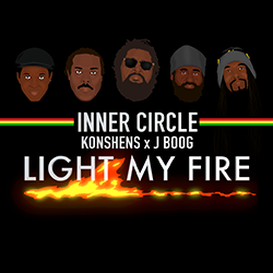 Inner Circle - Light My Fire