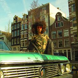 Amsterdam - Eva Lazarus & Mungo's Hi Fi