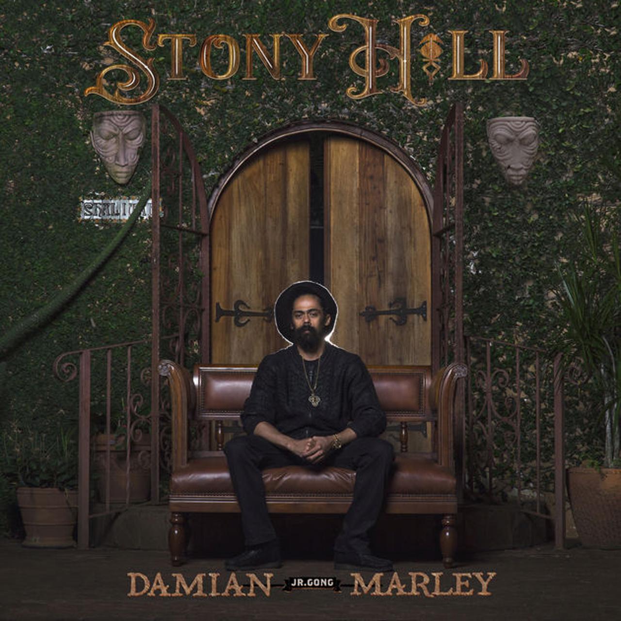 Stony Hill-Damian Marley