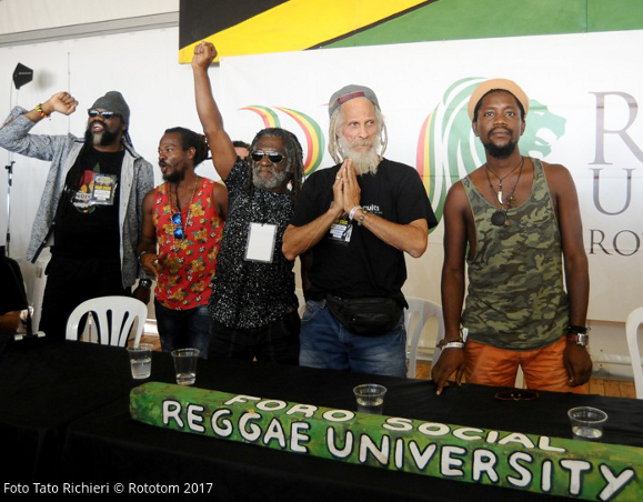 Rototom Reggae University 2017 - Inna De Yard
