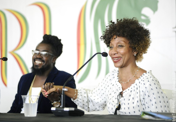 Beenie Man & Nadine Sutherland - Rototom Reggae University