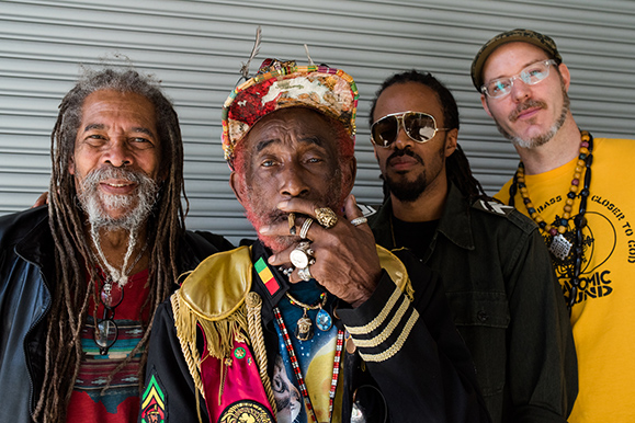 Lee Perry and Subatomic Sound System