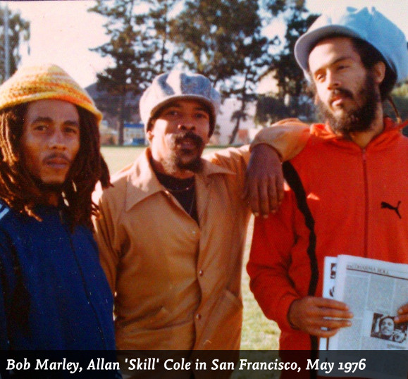 Bob Marley, Larry McDonald & Allan Cole