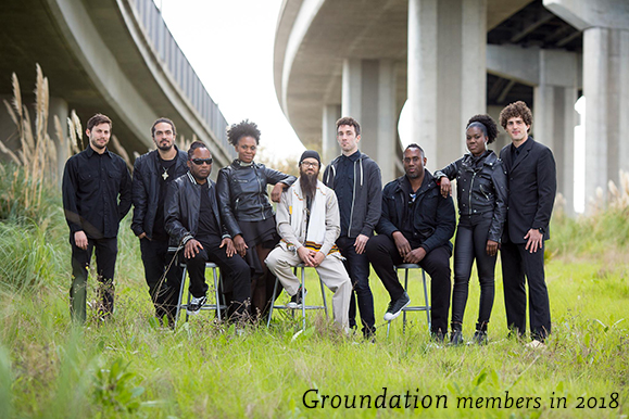 Groundation members 2018
