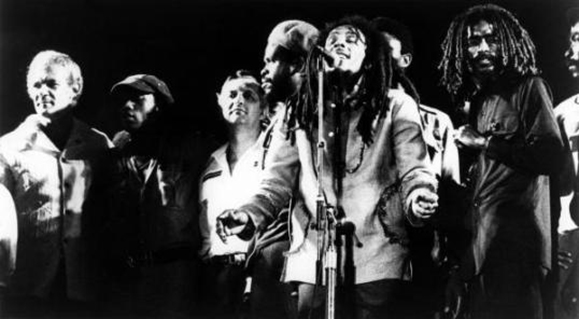 Bob Marley One Love Peace Concert