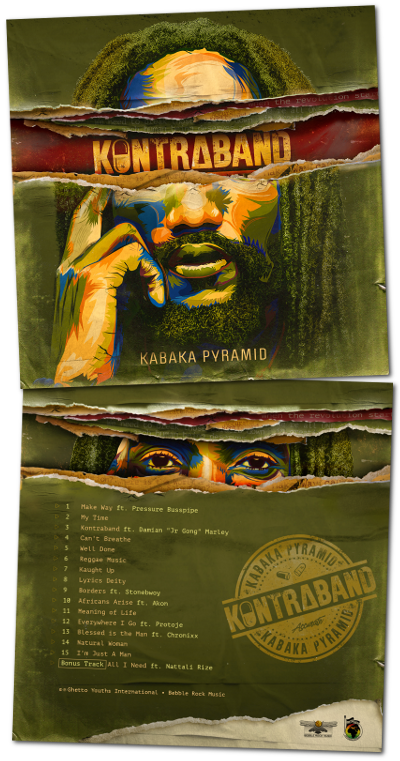 Kabaka Pyramid - Kontraband