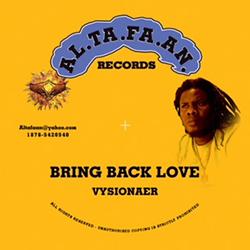 Vysionaer - Bring Back Love