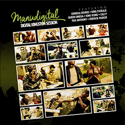 Manudigital - Digital Kingston Sessions
