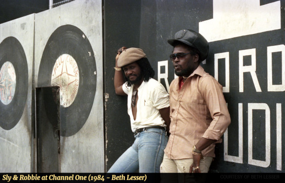 Sly & Robbie at Channel One