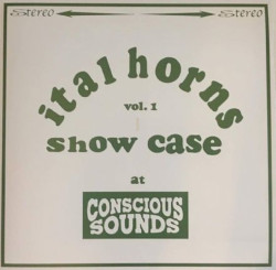 Ital Horns - Showcase vol.1