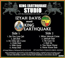Izyah Davis meets King Earthquake