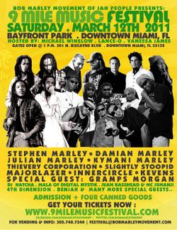 9 Miles Music Festival