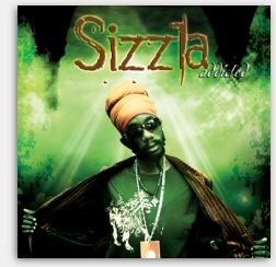 Sizzla addicted artwork