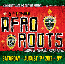 Afro Roots 2013