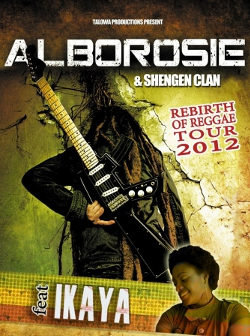 Alborosie - Summer 2012 tour