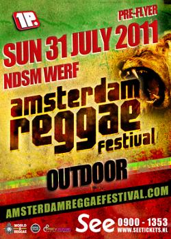 Amsterdam Reggae Festival 2011
