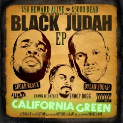 Black Judah - California Green