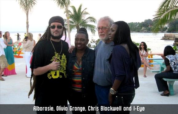 Alborosie, Chris Blackwell