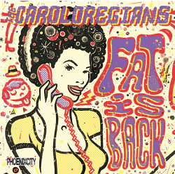 The Caroloregians Organic Coal Beat From The Groovy Mines