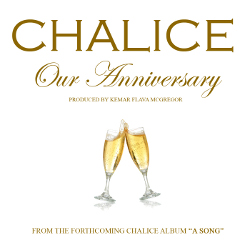 Chalice - Our Anniversary