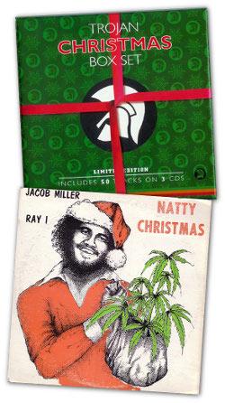 Christmas reggae albums