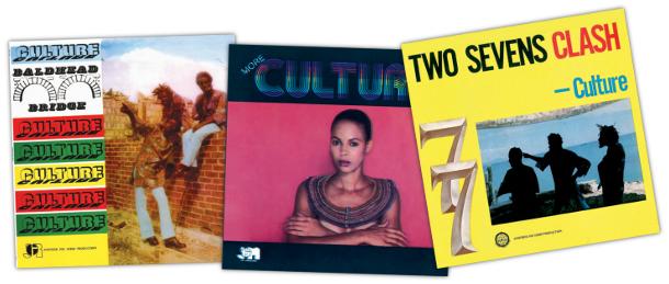 Culture albums