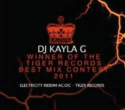 Tiger Records mix contest winner