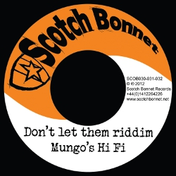 Don't Let Them Riddim