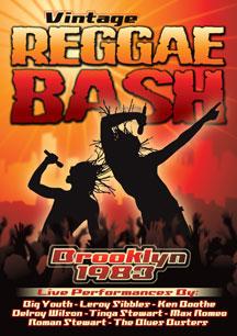 Vintage Reggae Bash : Brooklyn 1983