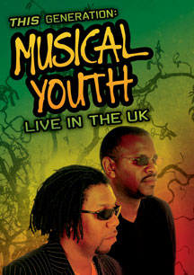 Musical Youth : Live in the UK