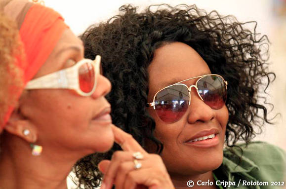 Marcia Griffiths and Tanya Stephens / Rototom 2012