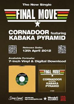 Cornadoor and Kabaka Pyramid - Final Move