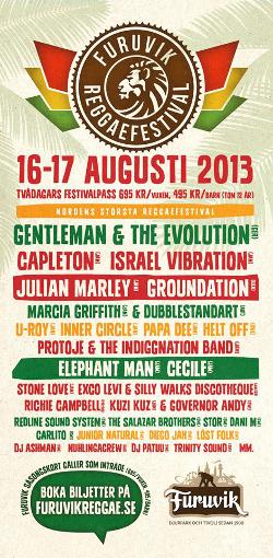 Furuvik Reggae Festival