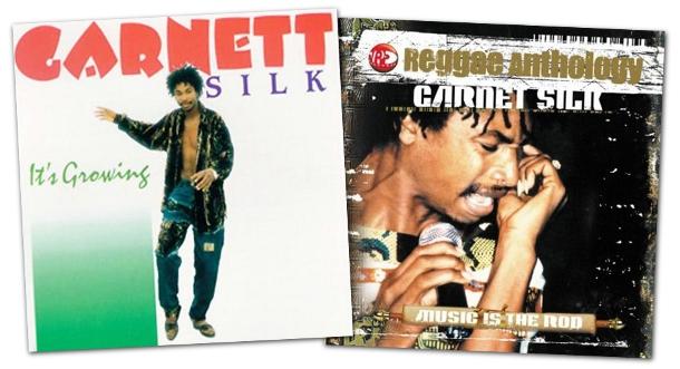 Garnett Silk albums