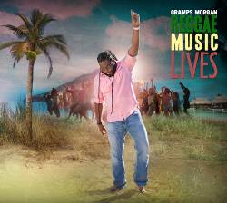 Gamps Morgan - Reggae Music Lives