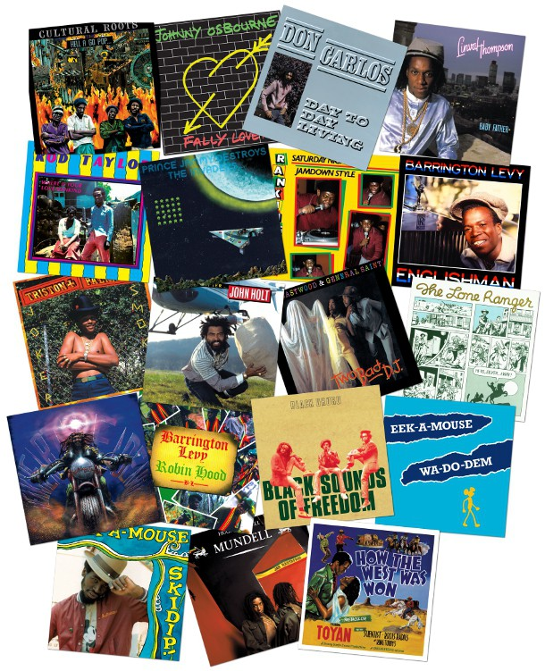 Greensleeves Vinyls Reissues