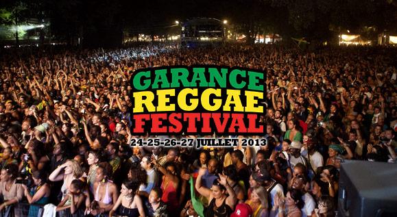 Garance Reggae Festival 2013