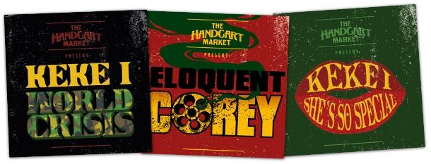 Handcart Market - Keke I and Eloquent