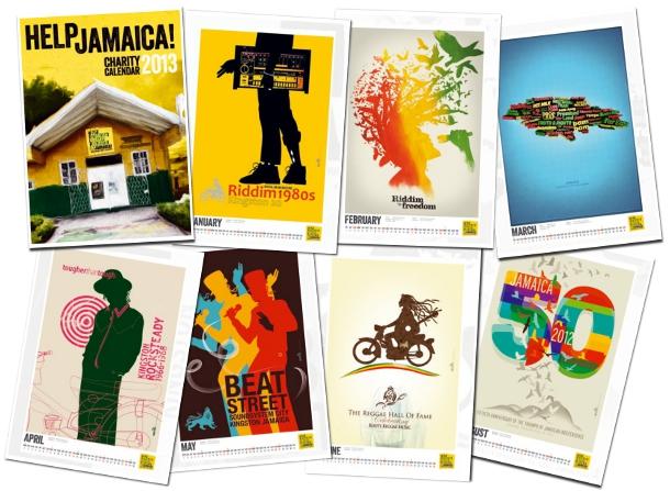 HELP Jamaica! 2013 calendar