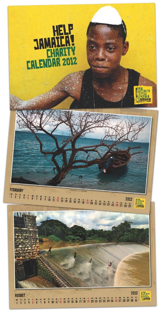 HELP Jamaica! Calendar