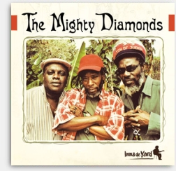 The Mighty Diamonds Inna De Yard CD