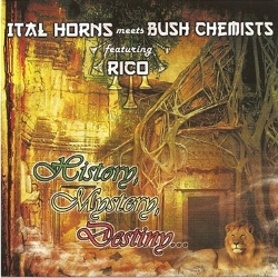 Ital Horns meets Buch Chemists