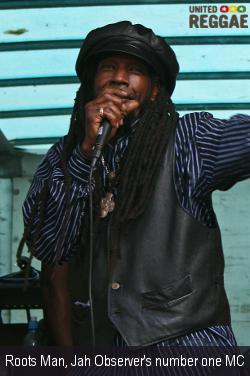 Roots Man - Jah Observer MC