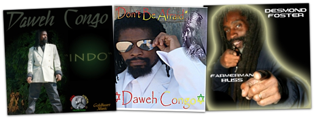 Jah Youth Production - Daweh Congo and Desmond Foster