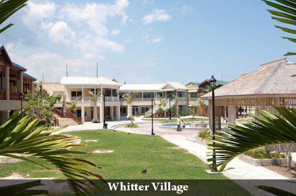 Whitter Village