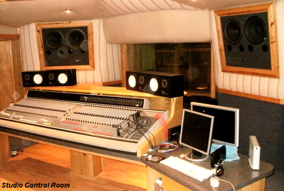 King Jammy studio
