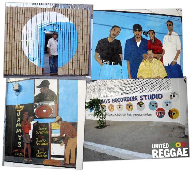 King Jammy's Studio