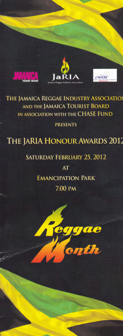 JARIA Honour Awards
