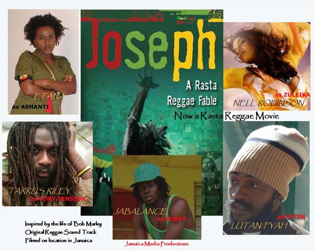 Joseph A Rasta Reggae Movie